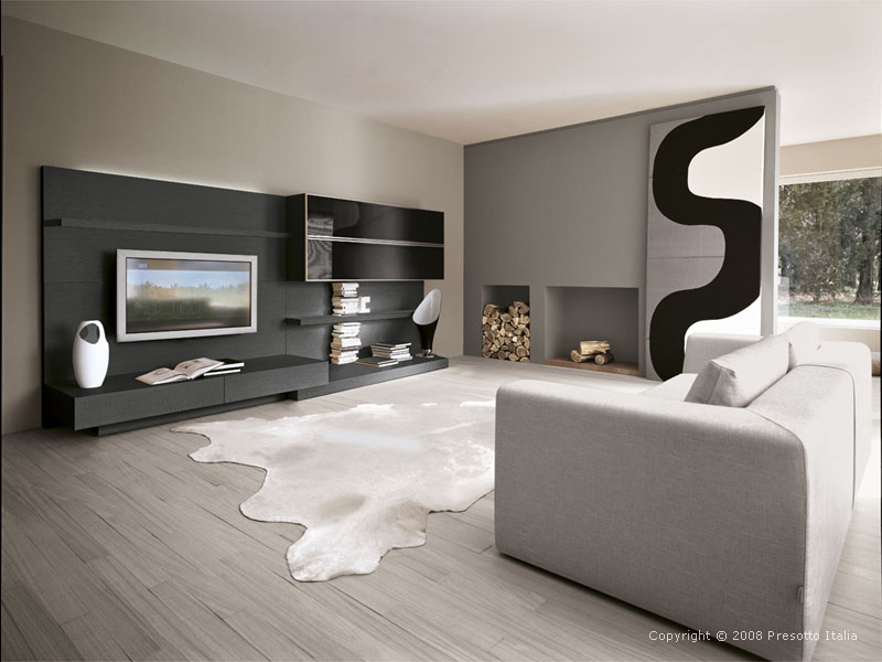 living room modern furniture designs grey with dark wood design pictures
