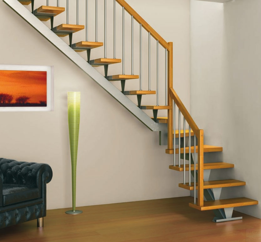 Inspirational Stairs Design | New Home Stairs Design | Beautiful | Entrance | Iron | Stairway | Wall