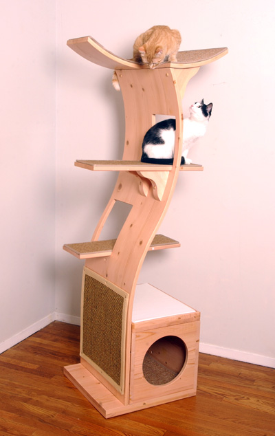 cat-tower