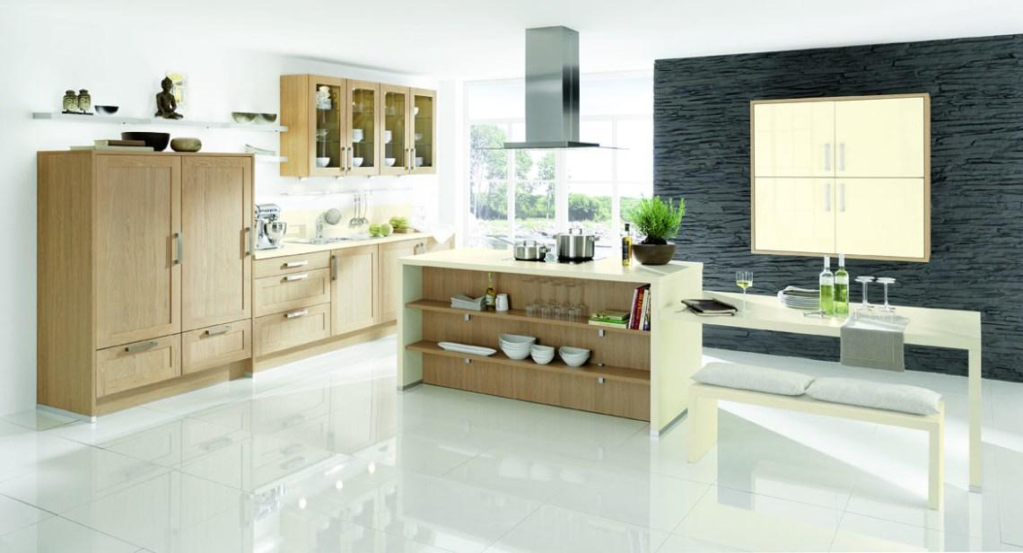 Kitchen Wall Decor Interior Design Ideas