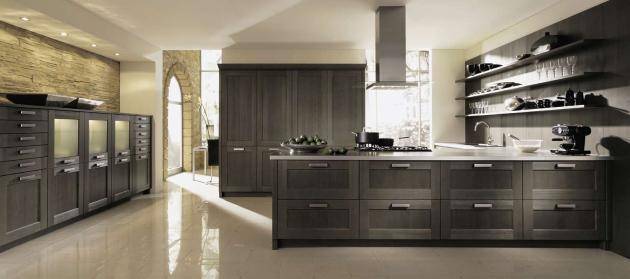 Different Kitchen Layout Shapes