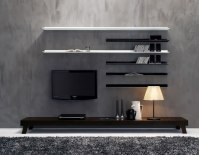 Modern Wall Units From Momentoitalia