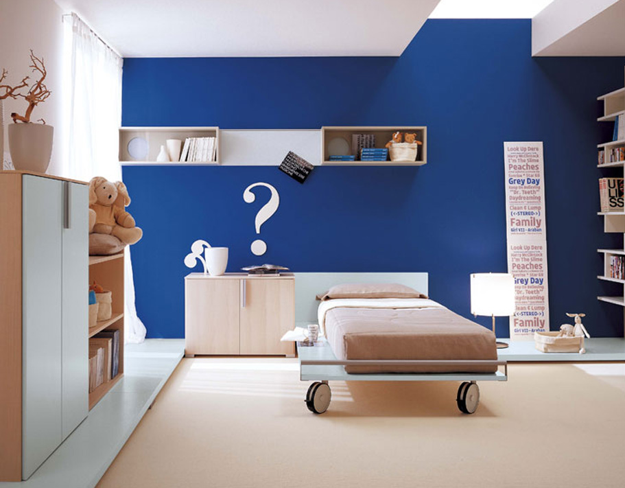 Amazing Kids Room Designs By Italian Designer Berloni