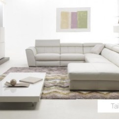 Furniture Design Of Living Room Microfiber Sofa White Set