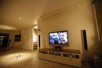 drawing room tv setup