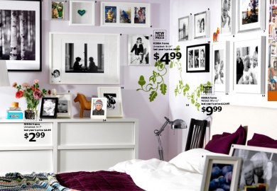 Teen Bedroom Paint Designs