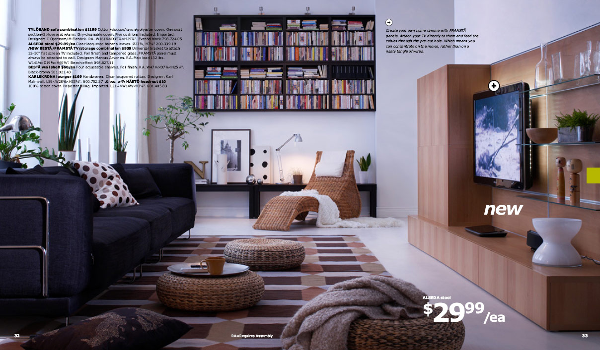 ikea living room ideas 2010 | ideasidea