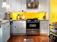 Yellow Kitchens
