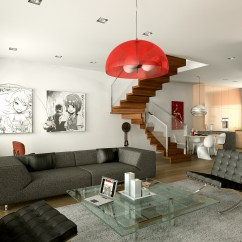 Decorated Living Rooms Images Beautiful 28 Red And White Room Decor