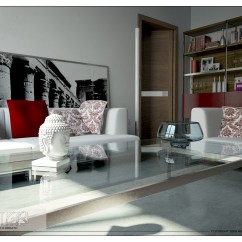 Living Room Ideas Grey And Red Asian Colors For 28 White Rooms Trendy
