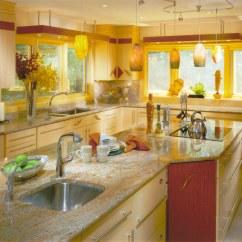 Kitchen Decor Yellow Design My Kitchens Arrangement