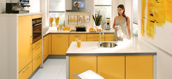 12 Piece Orange Kitchen Tool Set