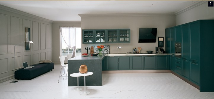 Modular Kitchens From Comprex