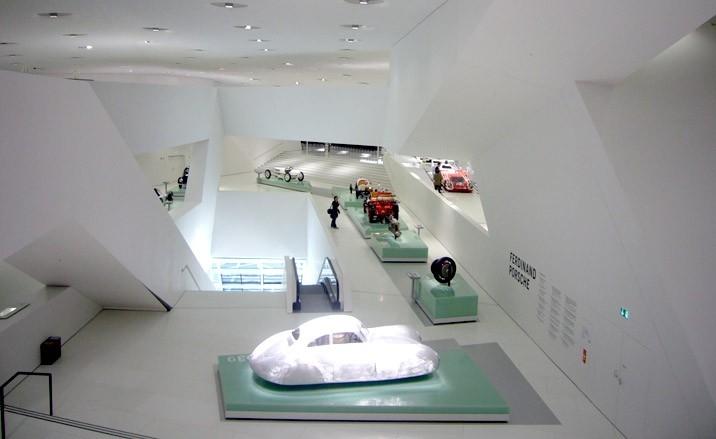 Super Car Museums
