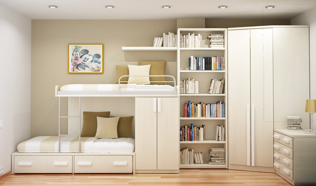 Bedroom Idea For Small Space Home Design