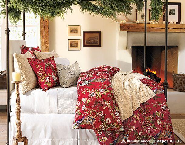 Bedroom For Christmas