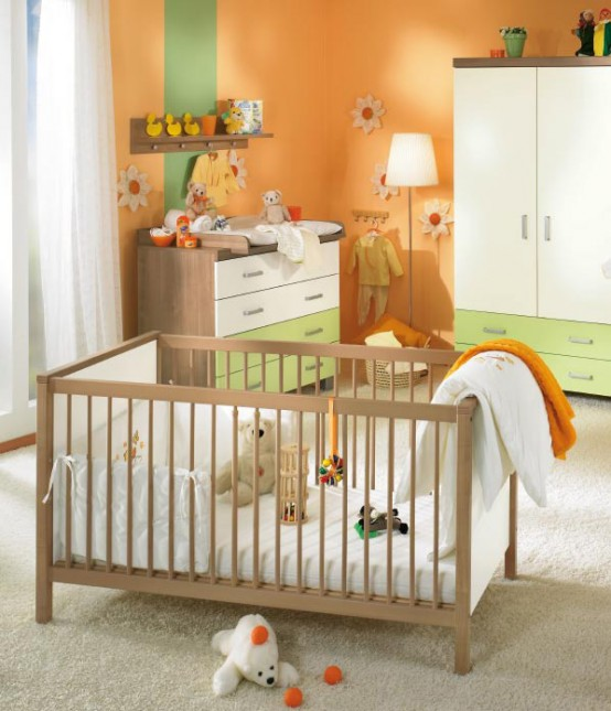 Image Of Baby Room Decorating Ideas