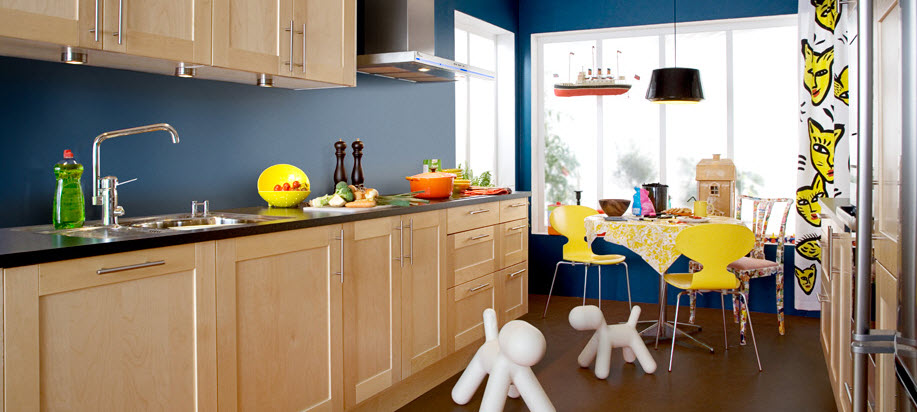Beautiful Scandinavian Kitchens
