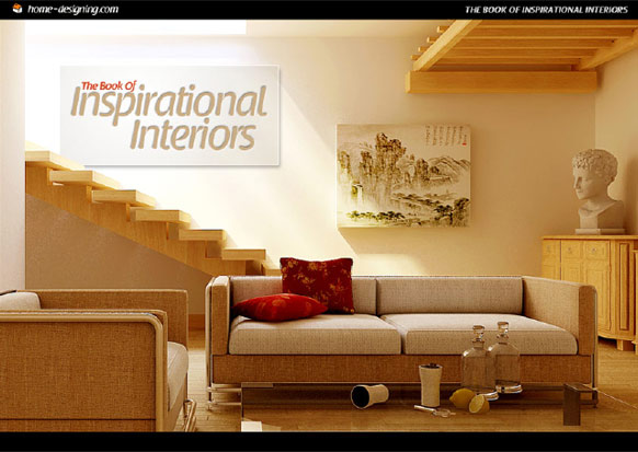 Home Designing Presents The Book Of Inspirational Interiors
