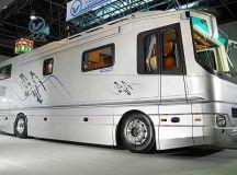 Luxury Caravans Interiors