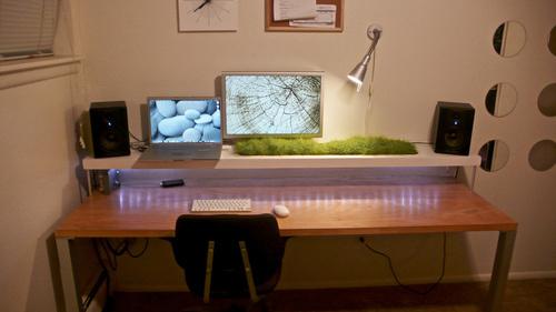 Cool Home Workspace Setups