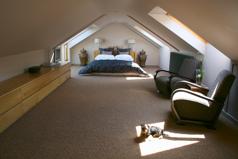 Cool Attic Spaces and Ideas