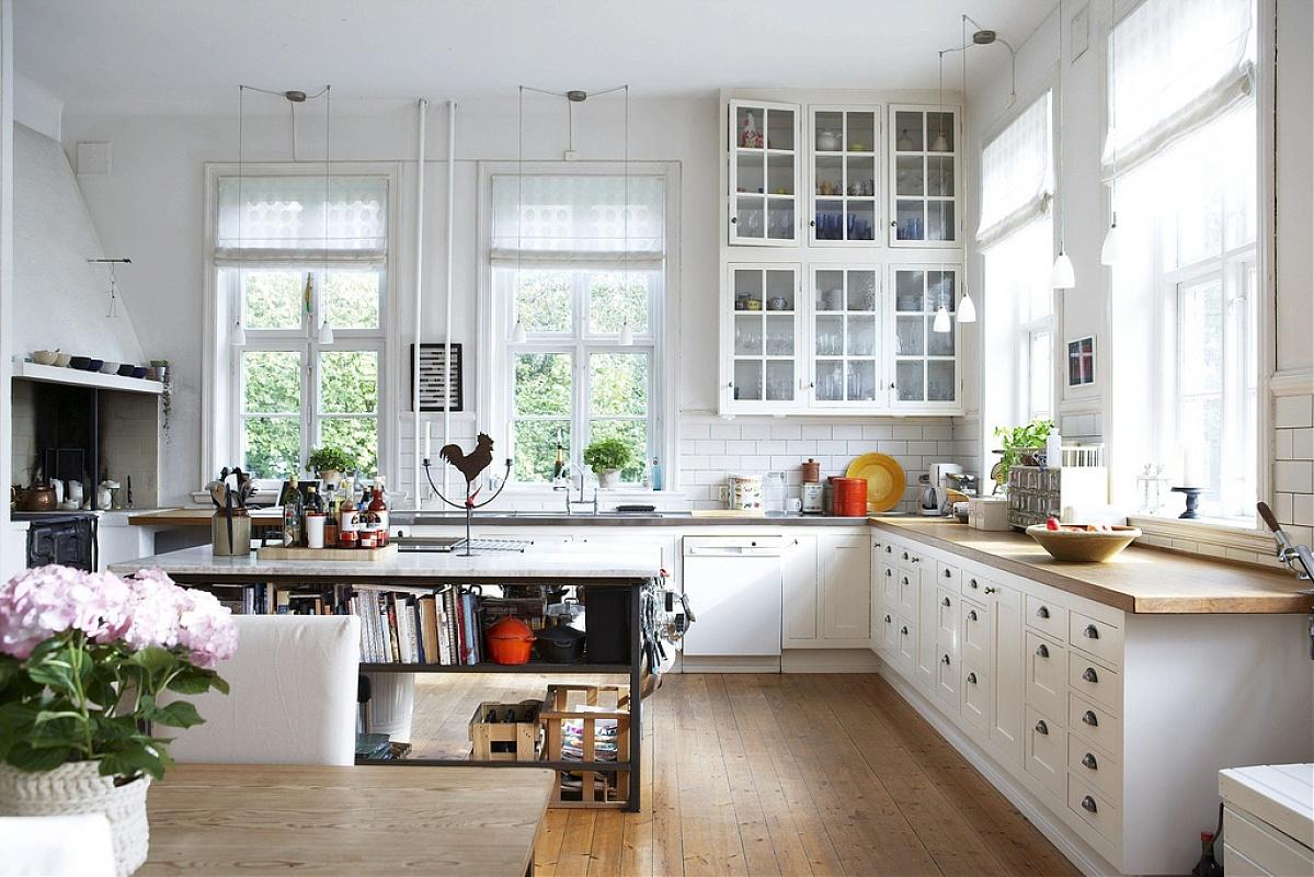 Beautiful Scandinavian Style Interiors