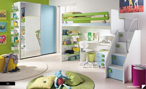 Childrens bedroom lamps