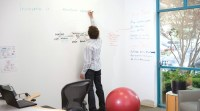 Idea Paint: Turn Your Whole Home Into a Big White Board!