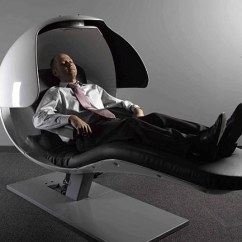 Energy Pod Chair Mainstays Rocking Black Bizarre That Keeps Googlers Refreshed Relaxing Massage