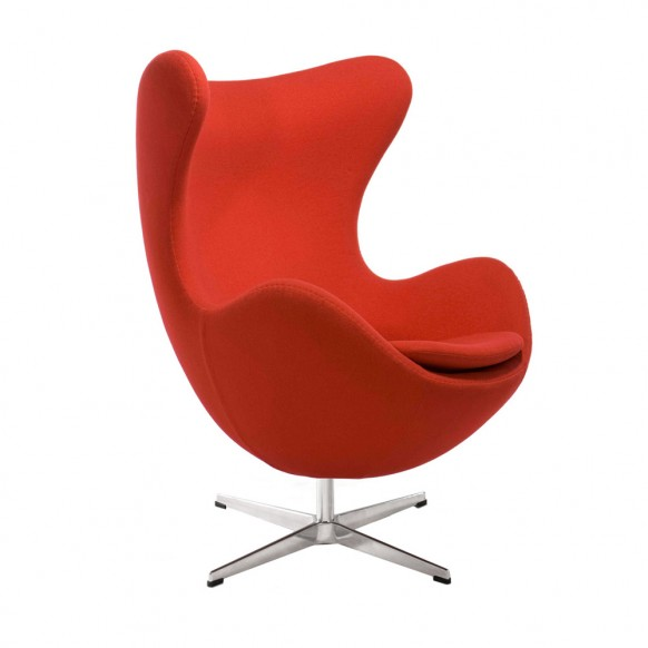 modern steel chair design kids computer classic chairs egg usage it s frame high curved back and rounded bottom gives great volume works well in open spaces with ceilings