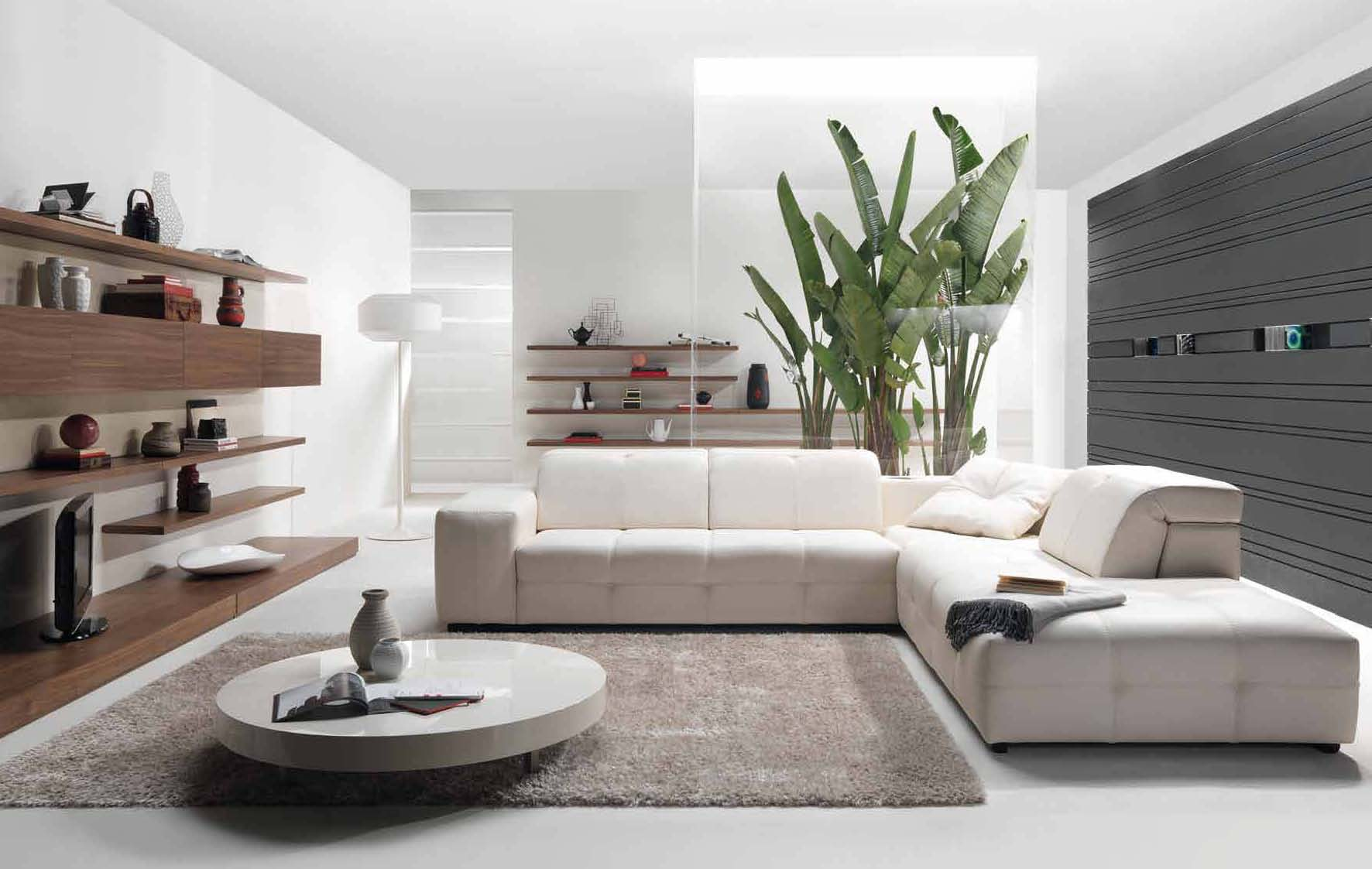 contemporary white living room furniture wall art styles 2010 by natuzzi sanctuary