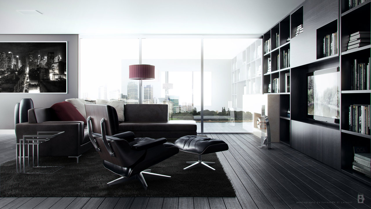 11 Living Rooms with Modern Flair