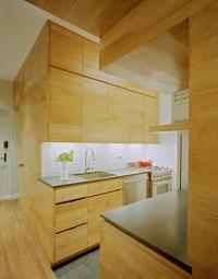 Space Saving Tiny Apartment, New York