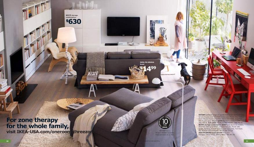 ikea usa living room decor with brown leather sofa 2011 catalog full