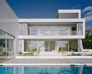 modern german minimalist dream architecture garden germany rock architectural homes houses architects designs contemporary interior advertisement haus paradise decoration designing