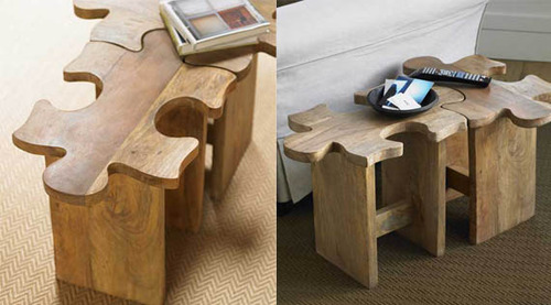 10 Strange Table Designs