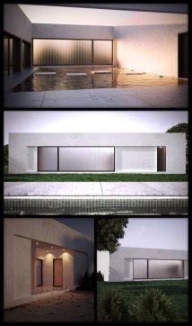 Courtyard Home Design