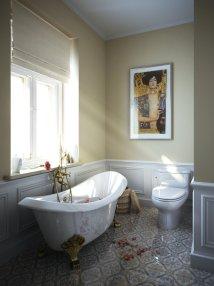 Clawfoot Bathroom Design Ideas