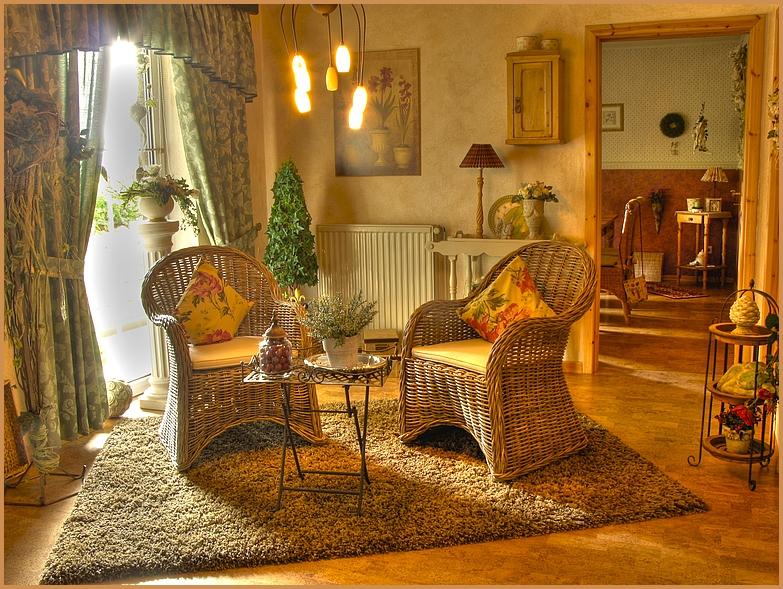 Cottage Interior Decorating