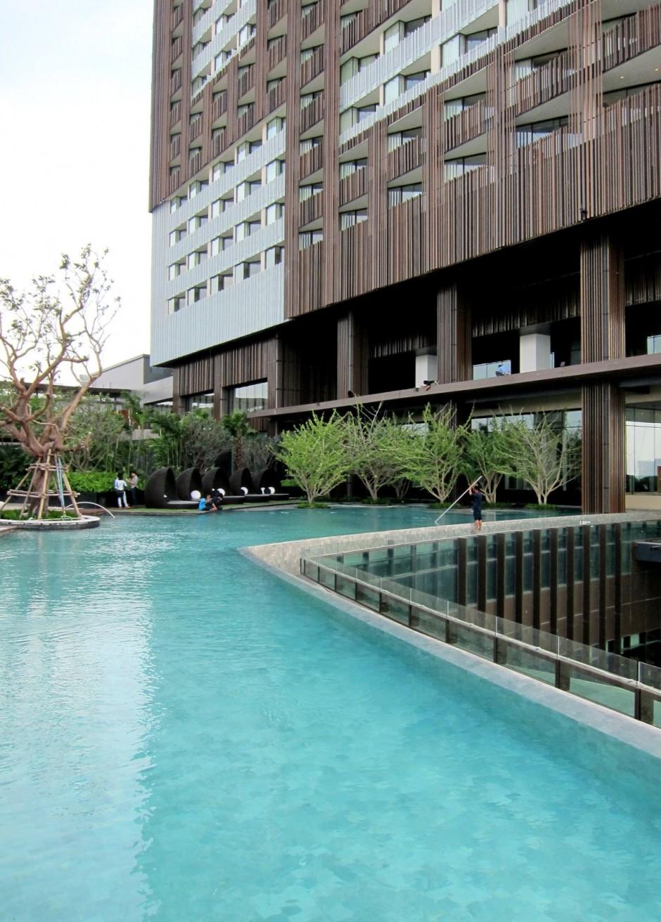 Shore At Hilton Pataya Interior Design Ideas