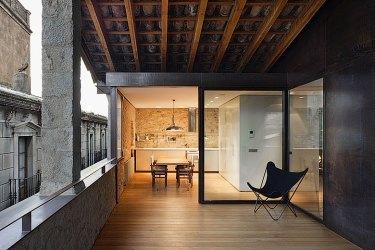 Modern Medieval Apartment