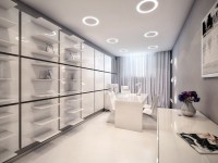 The World's Most Stylish Surgery Clinic (Visualized)