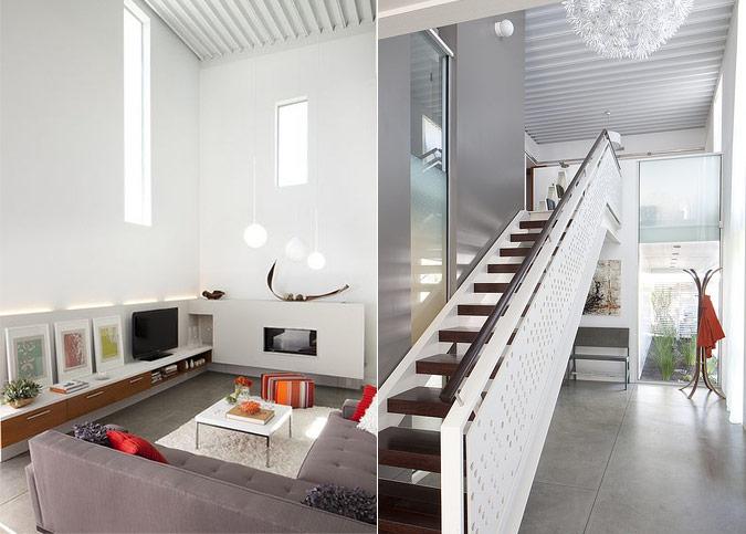 3d Wallpaper House Malaysia Protohome Stairwell Interior Design Ideas