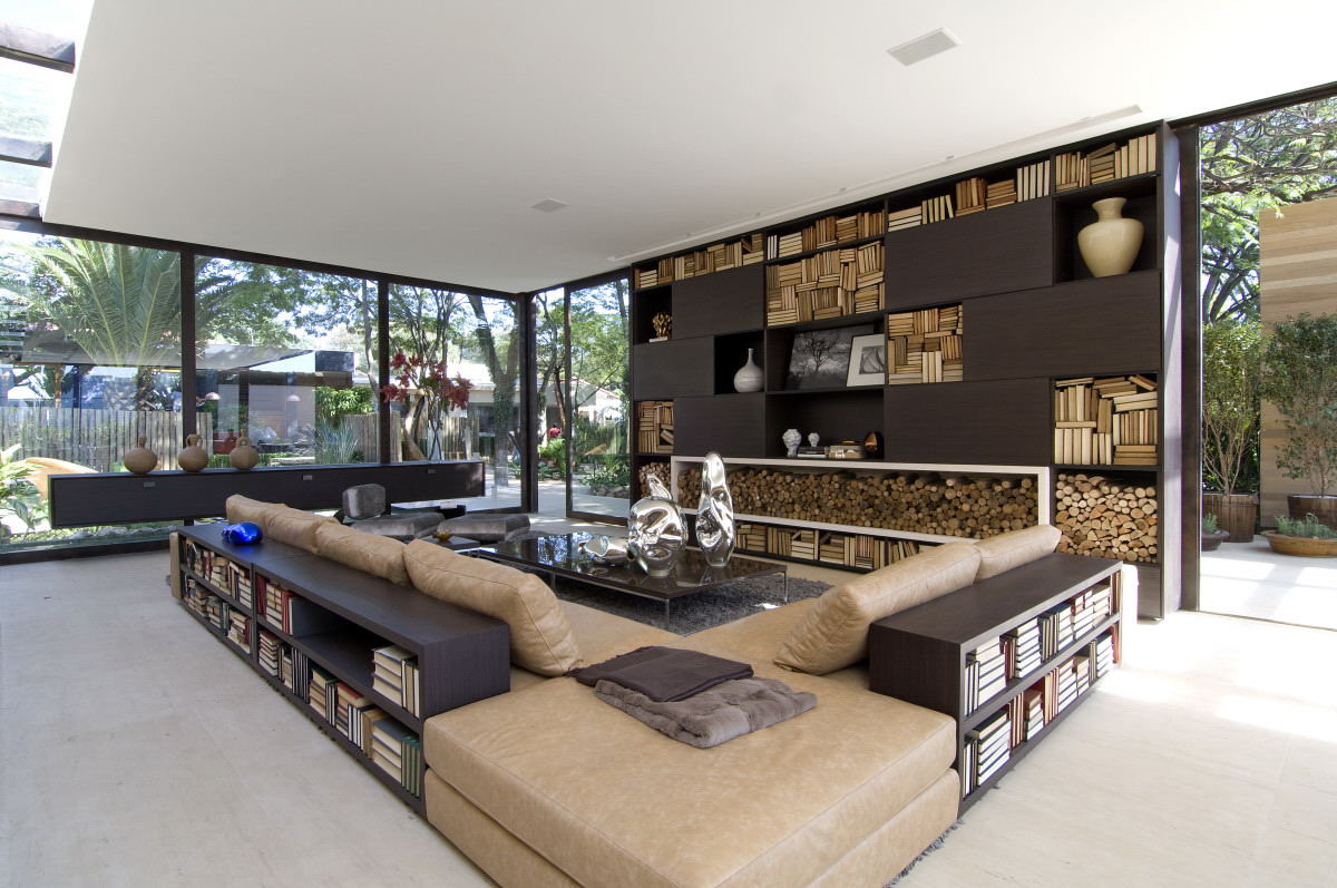 Living Rooms That Look Like Outdoors  Room Ornament