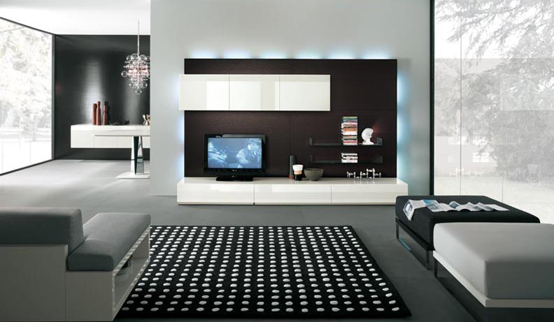 sleek tv unit design for living room how to decorate my apartment modern wall units