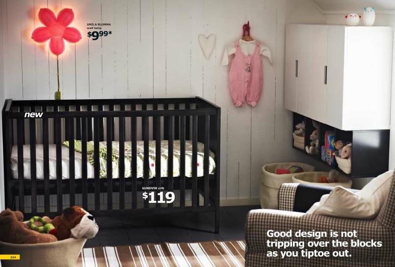 Ikea Baby Room Interior Design Ideas