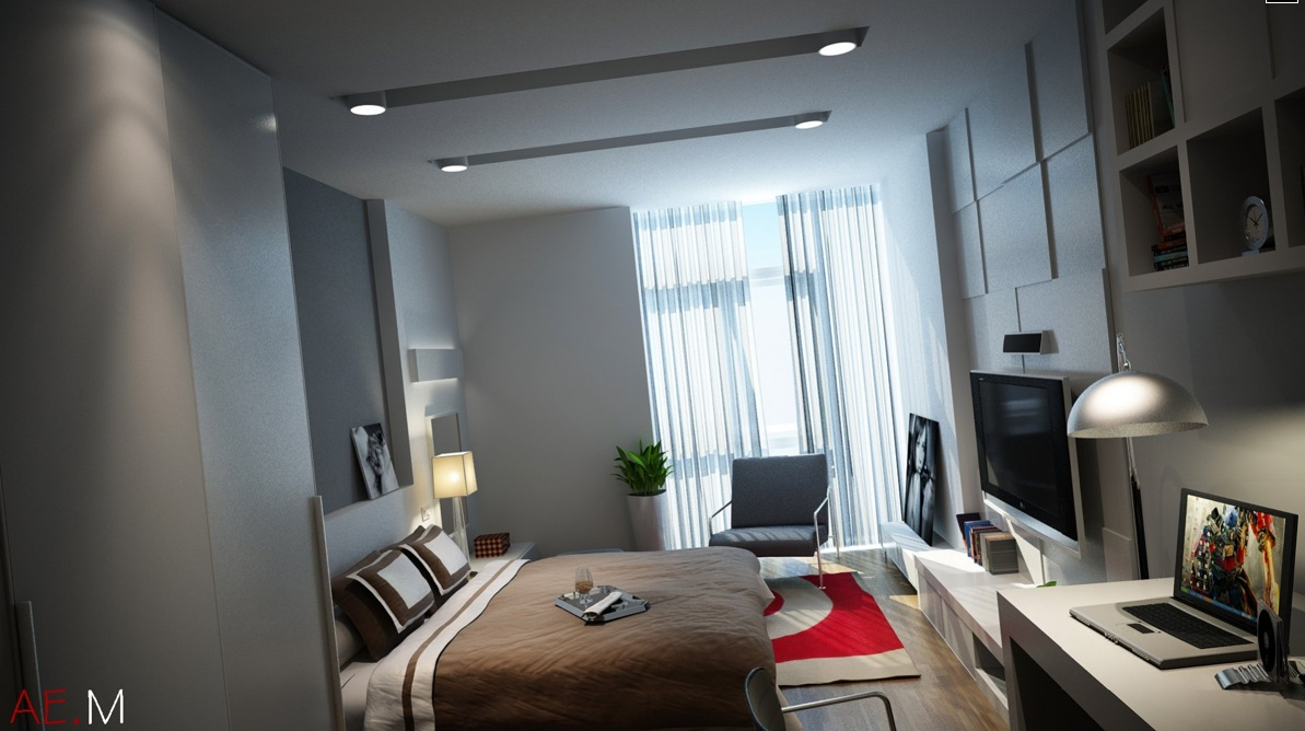 nguyen bedroom side view  Interior Design Ideas