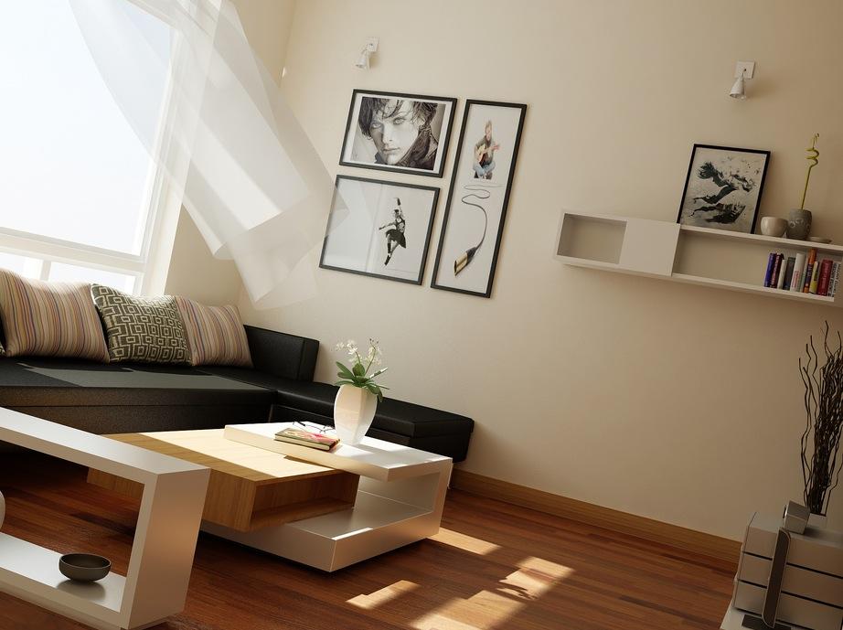 nguyen modern living area  Interior Design Ideas