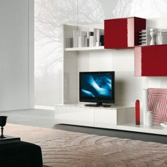Sleek Tv Unit Design For Living Room Sectional Designs Modern Wall Units